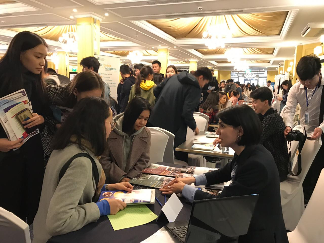 Education Fair 2019 Kazakhstan