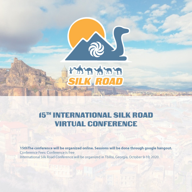 15th Silk Road Conference-Virtual